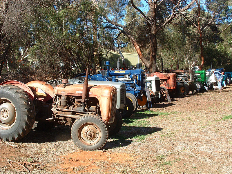 Waikerie Pioneer Museum and Preservation Society